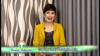 5 Cara Yesus mengubah kehidupan umatnya - EV DR Indri Pardede Aria