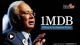Adakah saya curi duit 1MDB? Tidak sama sekali! kata Najib
