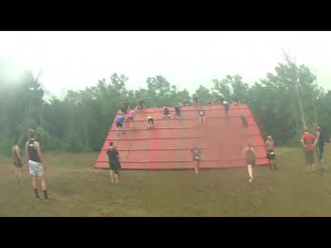 Warrior Dash 2016 - Obstacles Only