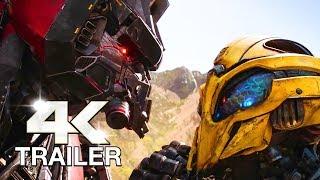 BUMBLEBEE Trailer 2 (4K ULTRA HD) 2018   Transformers 6
