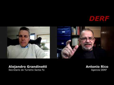 Grandinetti: La creatividad está en mover la economía sin mover gente