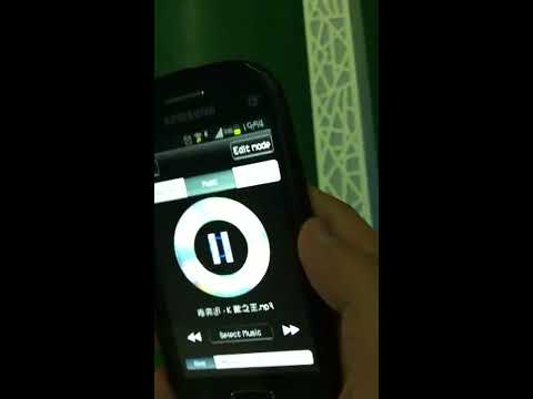 Music Function of Mini WiFi RGB LED Controller(Domen with Android System)