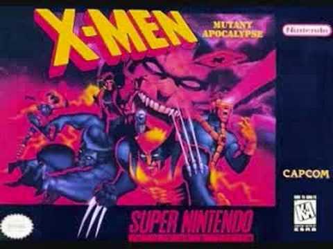 X-Men Mutant Apocalypse Wolverine Theme