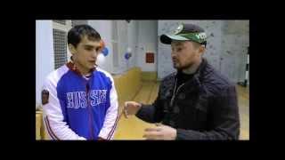 armwrestling. Курьезный турнир и интервью с Хетагом Дзитиевым