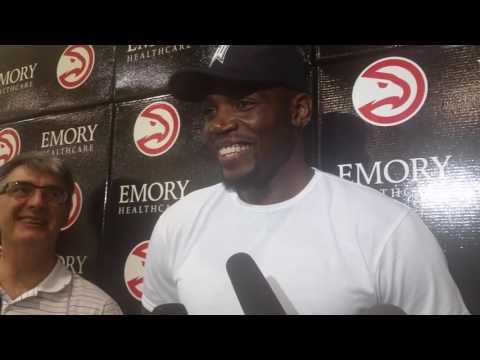 Atlanta Hawks Paul Millsap Exit Interview