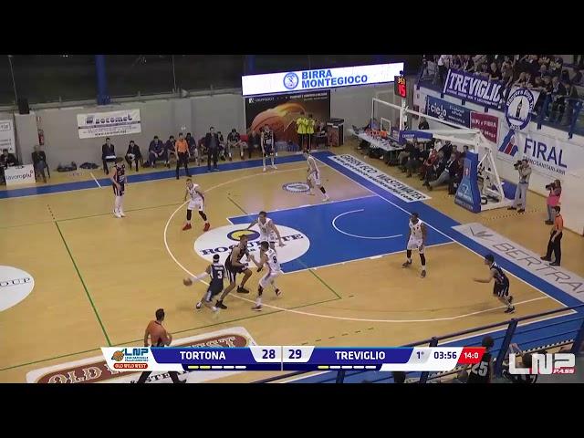 Blu TV | Highlights Tortona - BCC Treviglio