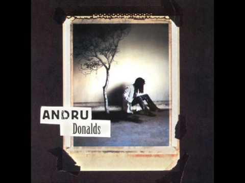 Andru Donalds     Mishale Wood N Steel Mix  1995