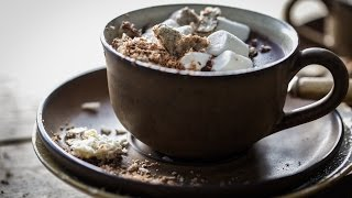 Double Thick Hot Chocolate   Good Looking and Cooking With Claire   Sanjeev Kapoor Khazana