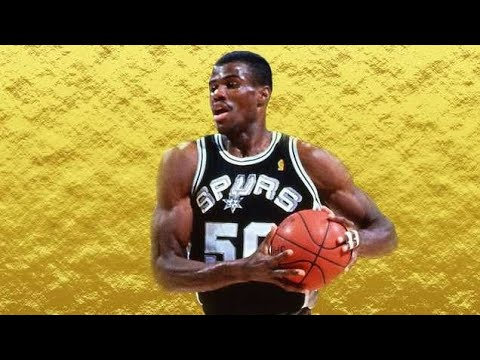 Underrated 90's star: David Robinson doesn't move like he's 7'1 and 250 lbs at all
