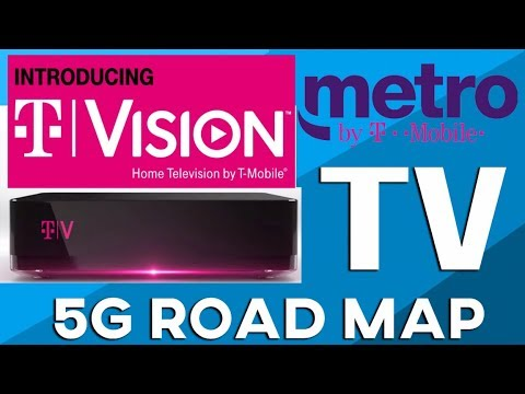 Metro By T-mobile TVision Home, 5G Road Map