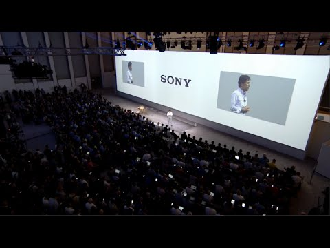 Sony Press Conference Full at IFA 2016: Xperia XZ, Xperia X Compact