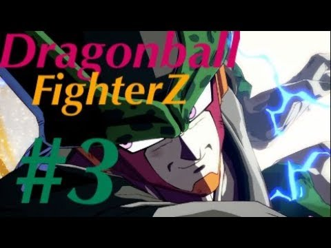 Dragonball FighterZ/Episode 3/Cell