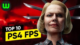 Top 10 PS4 FPS Games of All Time