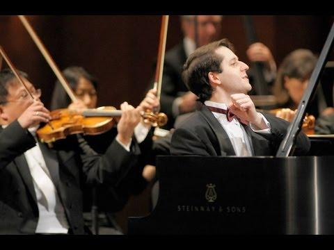 Edvard grieg Piano Concerto a minor - Nikita Mndoyants