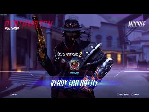 We gotta move to Twitch! RTT500 MCCREE ONLY!