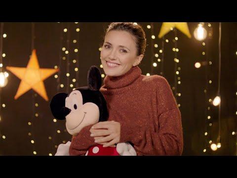 """Serena Rossi in """"Come una Bussola"""" da """"Una famiglia, infinite emozioni"""" (per Disney / Make-A-Wish®️)"""