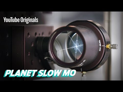 How do you film the Speed of Light?