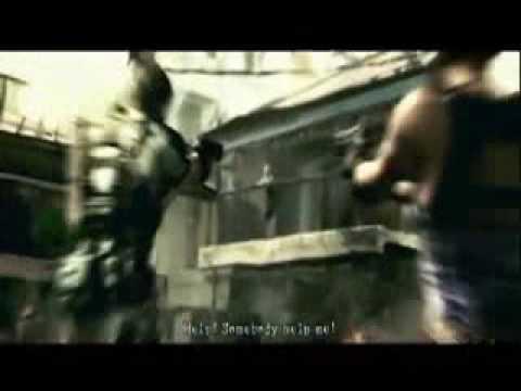 Resident Evil 5 - Kataklysm - Prevail