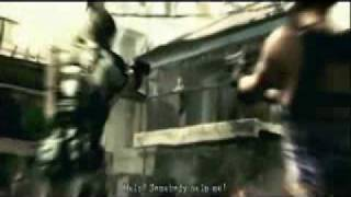 Resident Evil 5 - Kataklysm - Prevail