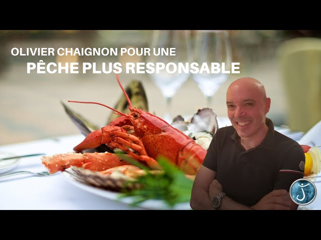 VERS UNE PÊCHE PLUS RESPONSABLE By Olivier Chaignon