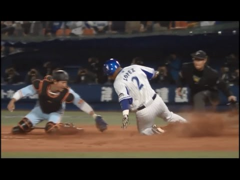 2016 NPB plays of the year