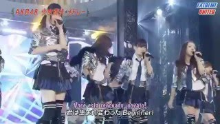 AKB48 - Beginner (LIVE) [Legendado - ExUnited] AKB48 検索動画 21
