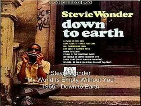 Stevie Wonder - My World Is Empty Without You