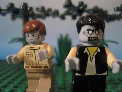 LEGO Scout Camp of Doom 2: Zombie Apocalypse