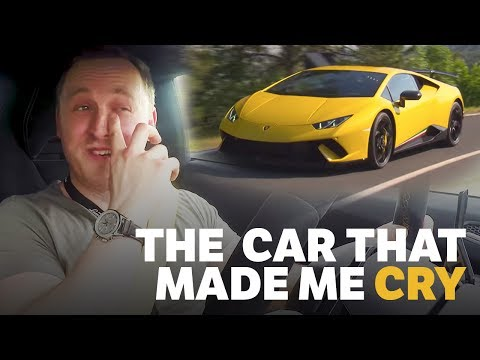 The Huracan Performante Was So Special It Made Me Cry
