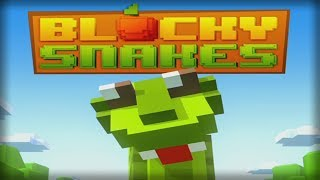 Blocky Snakes - Csaba Szilagyi Walkthrough