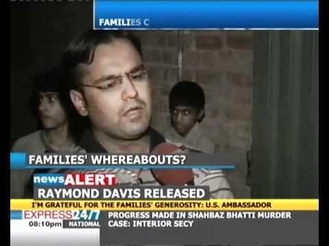 Raymond Davis victims' families go missing