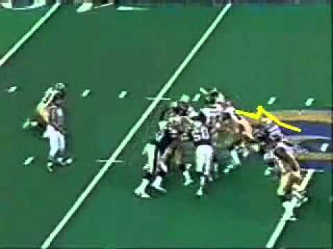 NFL is Fixed - Super bowl 36 pt. 3 Referee on the take