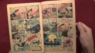 Reading Comics: Jingle Jangle #18, 1945 -- ASMR -- Male, Soft-Spoken, Page Flipping