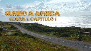 Vuelta al Mundo en Moto | La ruta a Marruecos (Sub Eng)  #1-1 Charly Sinewan