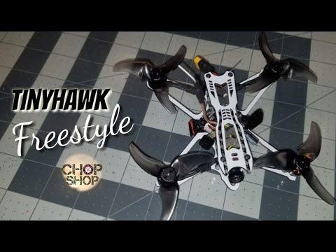 Repeat TinyHawk Freestyle Quick ChopShop - Teardown Battery