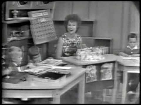 A 1962 clip from KTVI, St. Louis, MO.