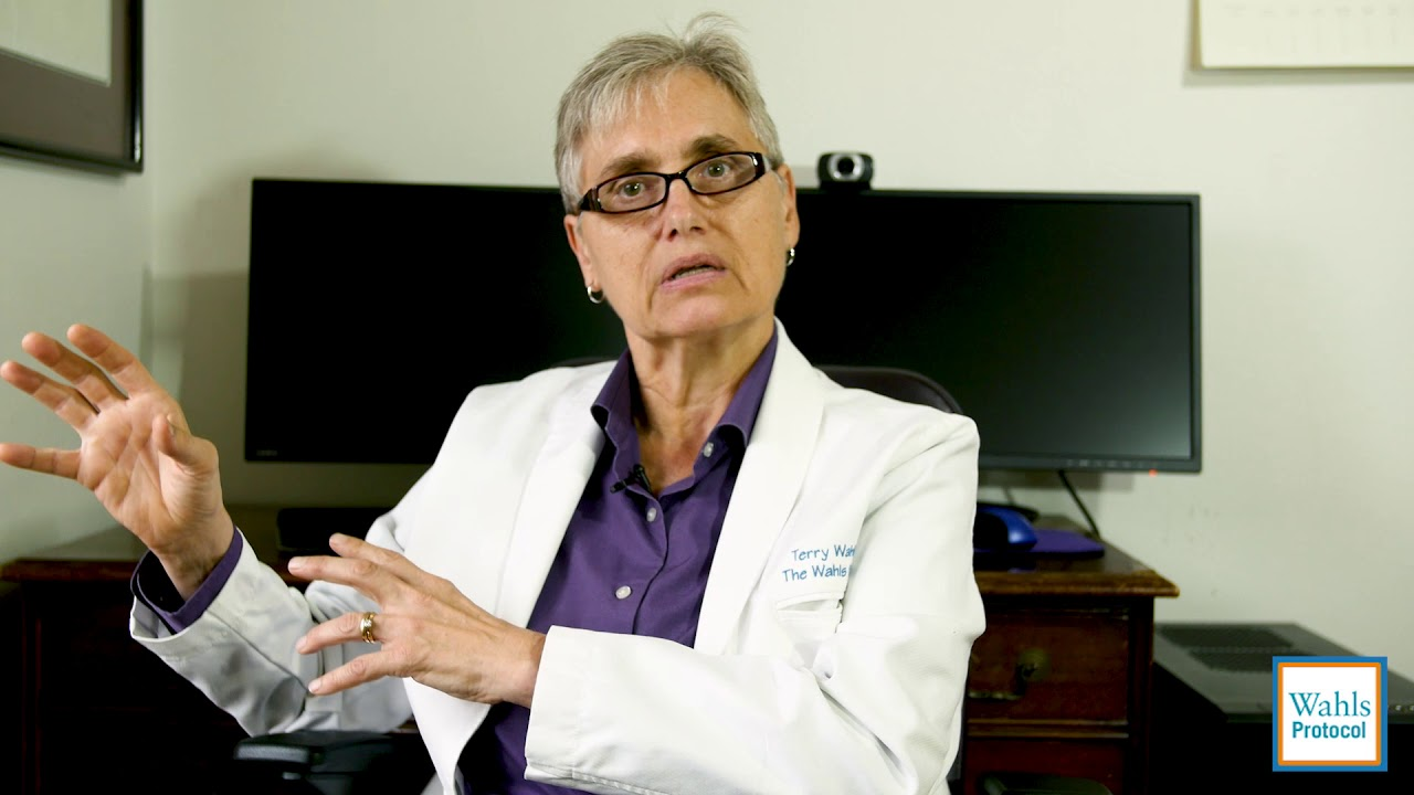 Support Dr  Wahls Research | Dr  Terry Wahls, MD & Author