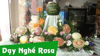 Sinh nhật lần thứ 09 Công ty Rosa