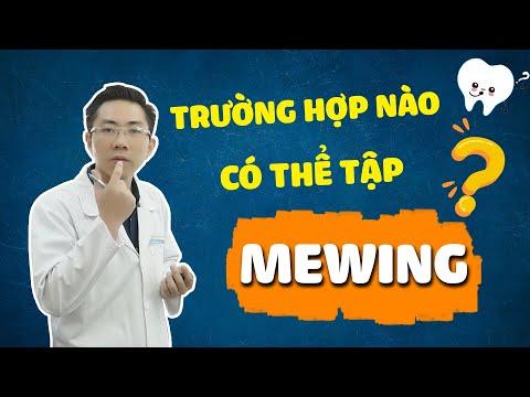 MEWING [ Tập 14 ] - Tập Mewing Để Có Khuôn Mặt Đẹp | Trường Hợp Nào Có Thể Tập Mewing?
