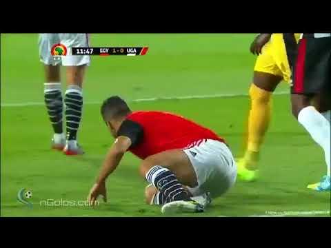 Égypte vs Ouganda  Résumé du match   Qualificatons coupe du monde 2018