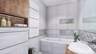 Bathroom visuals by Krisztina Hontvari - ARCHLineXP Live 2019