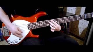 Как играть рифф Beastie Boys - Sabotage на бас гитаре