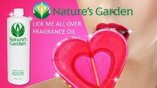 Over Lick me oil all fragrance