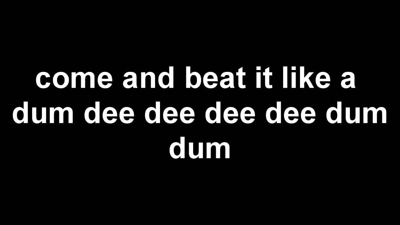 Dum di dum di dum da song