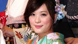 """女優の北乃きいさんが1月8日、東京都内で行われた、""""はがない""""の愛称で..."""