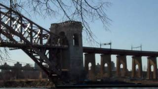 Approach Complex to Hell Gate Railroad Bridge