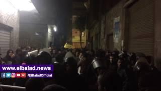 إصابة 5 في انهيار عقار بشارع الخصوصى بمنطقة بولاق أبوالعلا.. فيديو و صور