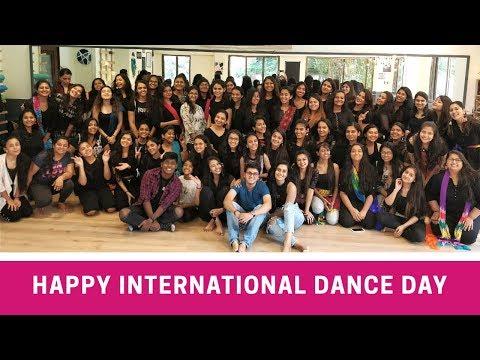 Happy International Dance Day I Team Naach Class