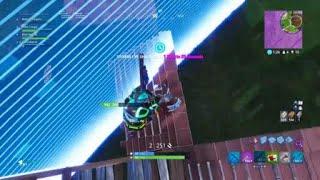 Fortnite Battle Royale-16 Kill Squad Gameplay With Insane one Pump Aim