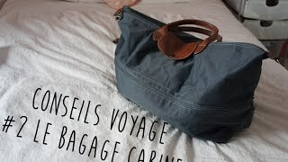 Travel serie #2 bagage cabine